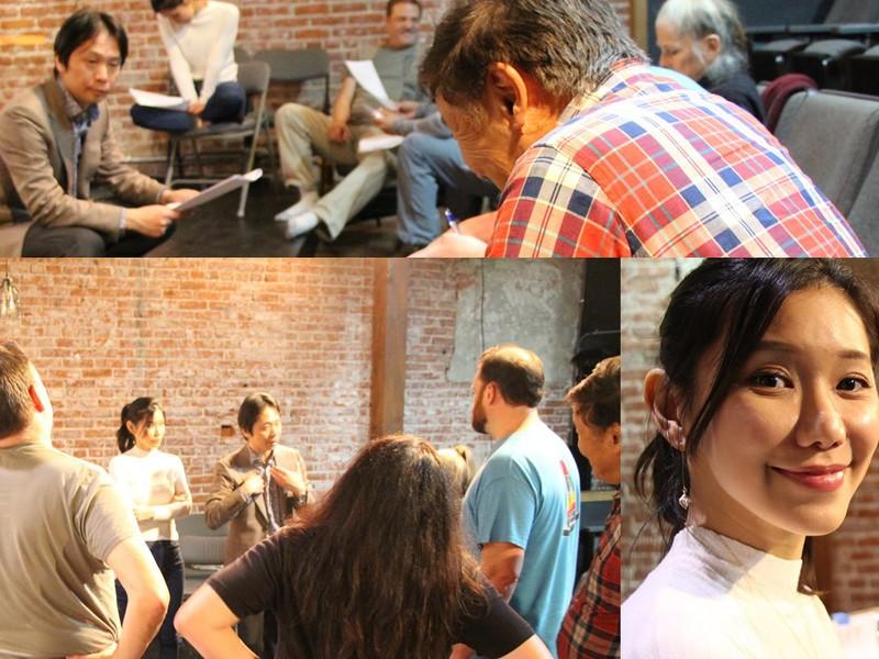 夏の演技集中コース プレクラス「レベル1Aスタニスラフスキー」の画像