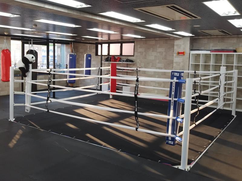 【初心者大歓迎】ストレス発散ボクシングレッスンの画像