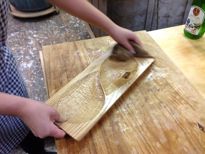 木工講座Ⓐ【生活の中にあそび心とアート心を】の画像