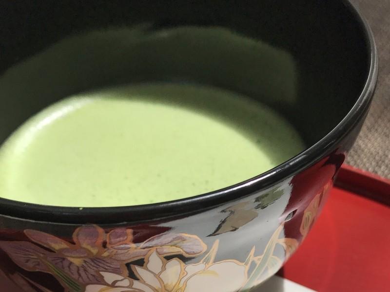 【初心者向け】和のおもてなし 気軽に学べるテーブル茶道体験の画像