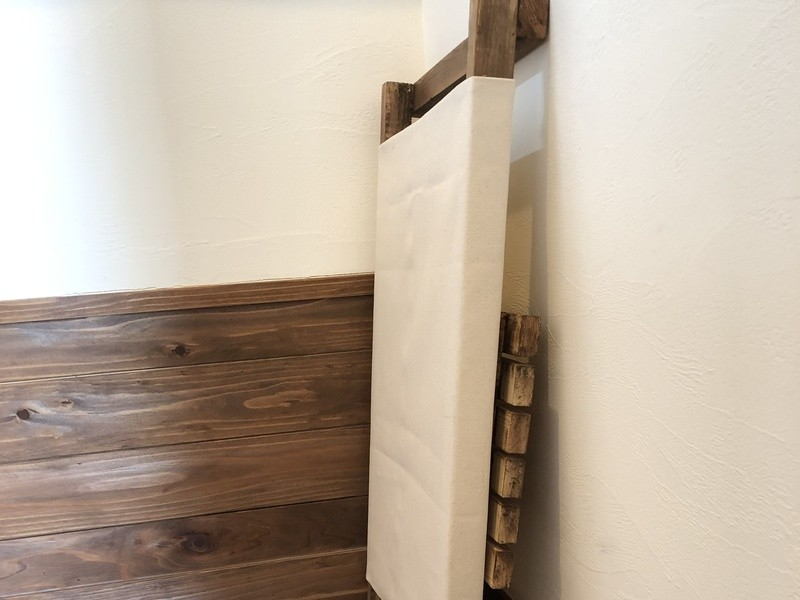 【DIY初心者でも出来る!】折り畳み式アウトドアチェアの画像