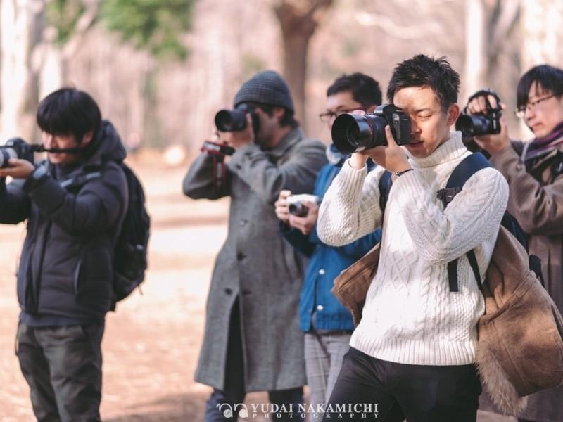 プロが教えるポートレート撮影会@二子玉川の画像