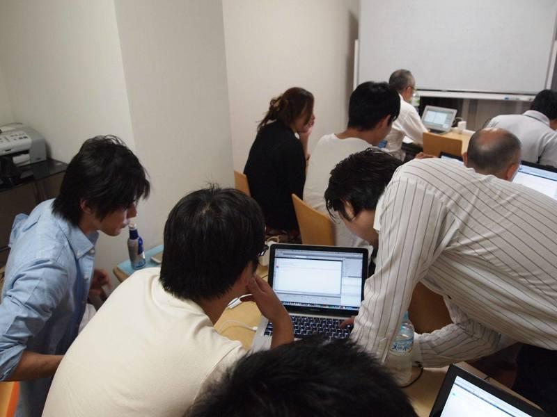 初級Rubyでプログラミングを学ぶ15時間、1時間1700円以下の画像