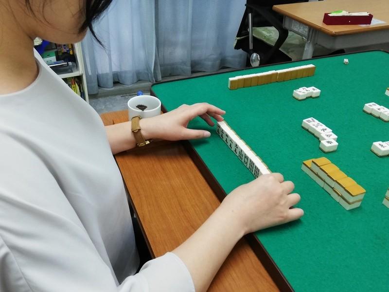 初心者~中級者対象 実践麻雀で麻雀力アップ講座の画像