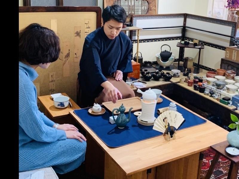 4/26(日)はじめての日本茶ワークショップ大阪の画像