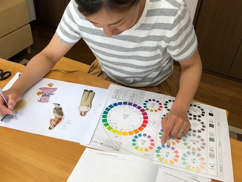 色彩検定3級対策講座の画像