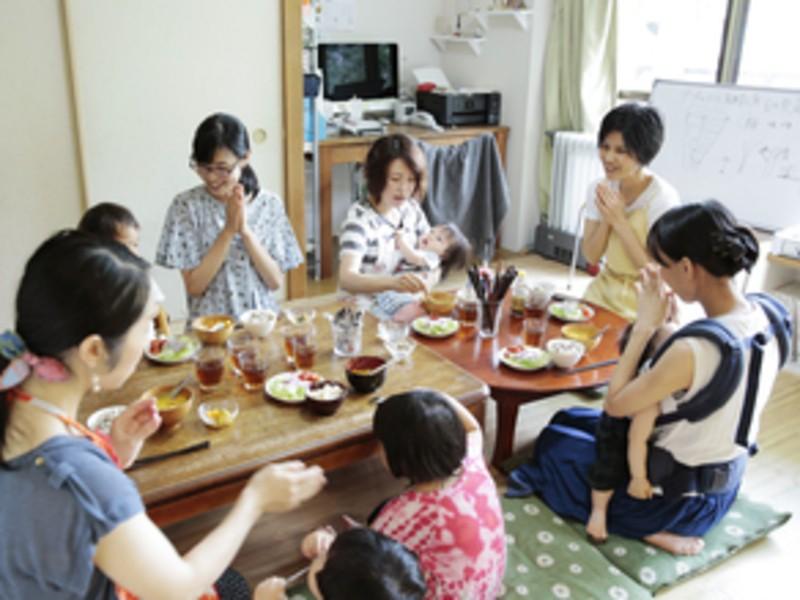 時短&ヘルシーな離乳食&幼児食 体験レッスンの画像