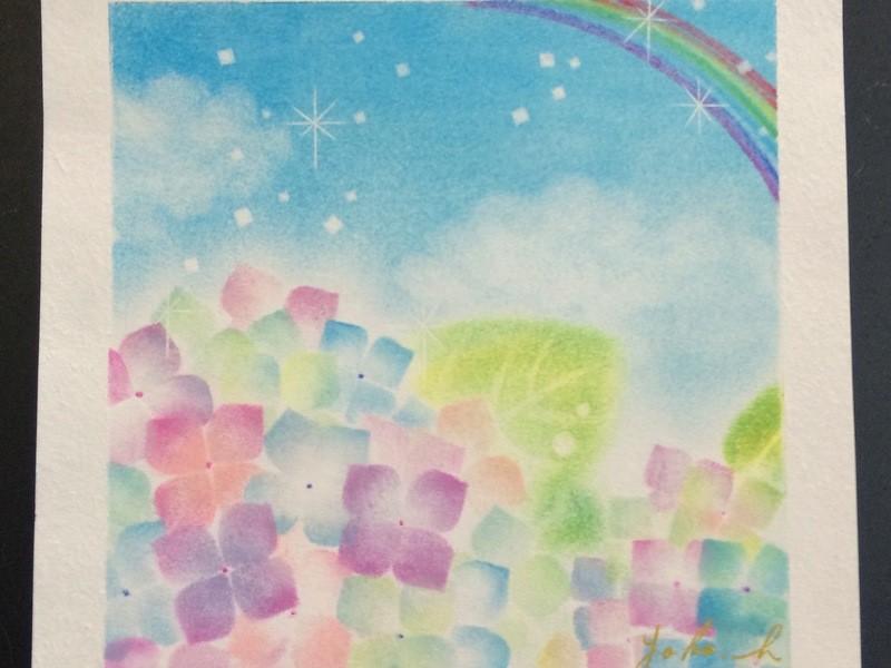 【講師・まとめて描きたい方むけ】12か月のパステル花アートの画像