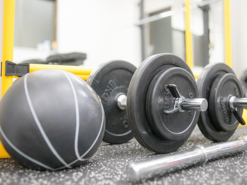 超効率的ダイエットトレーニングの画像