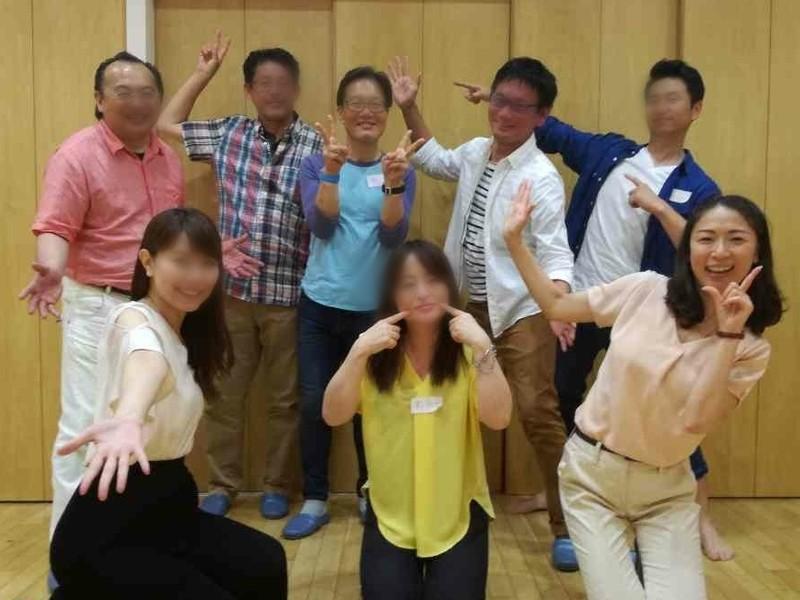 1Day大阪「インプロラーニング」~心のスイッチを切り替える~の画像