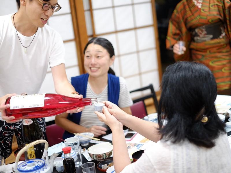 世界の料理と日本酒ペアリング講座シリーズ【初心者向け】の画像
