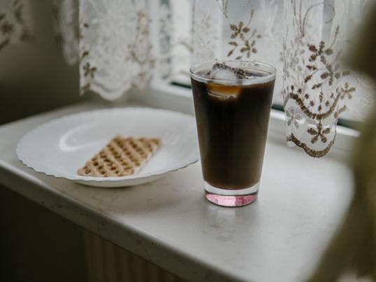 初心者大歓迎!美味しいアイスコーヒーの淹れ方の画像