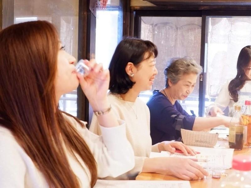 お腹美人講座日本一の甘酒「月天」試飲と甘酒3種飲み比べ♪の画像