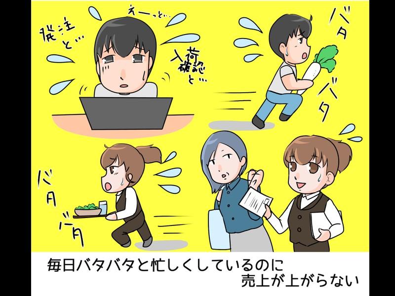 【大阪】やるべき事が見えてくる! お手軽かんたん経営計画セミナーの画像