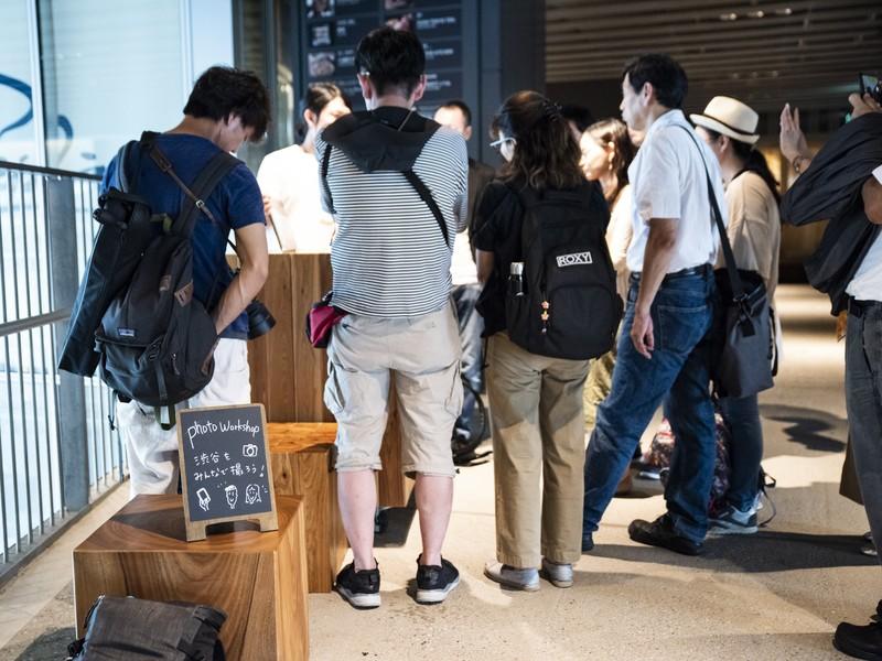 渋谷の下町写真WS「笹塚ボウル」財津さんと巡るディープ笹塚の画像