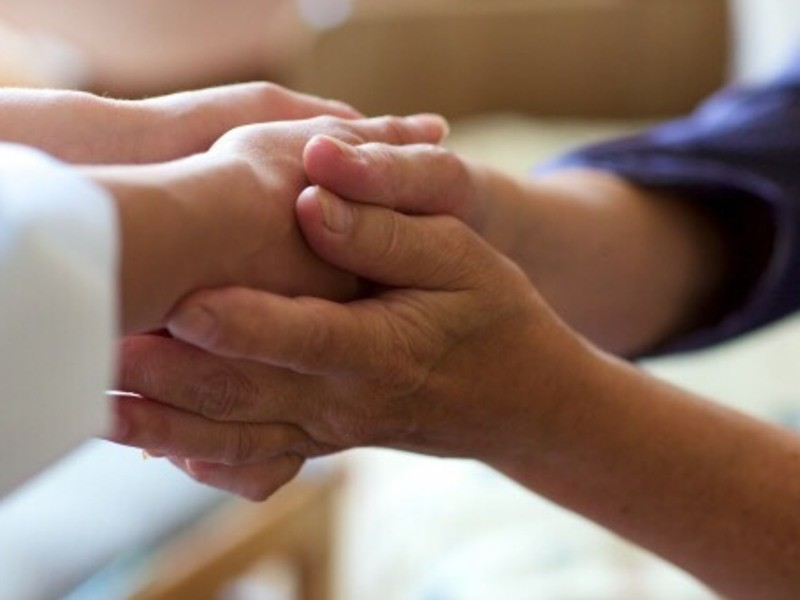 初心者向け♪お子様・介護・大切な方を癒して自分も癒されるハンドケアの画像