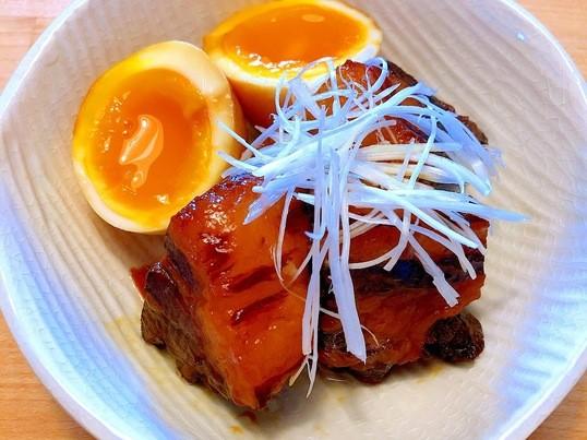 トロトロ豚の角煮と栗おこわ、揚げ出し豆腐のあんかけも作っちゃう!の画像