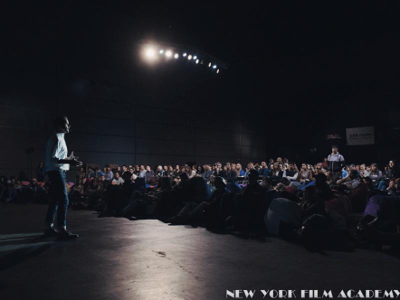 <NYFA特別レクチャー> 開催決定!お早めにお申し込みください。の画像