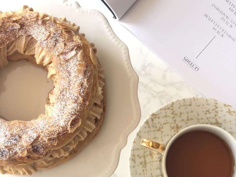 【季節のお菓子クラス】パリブレストの画像