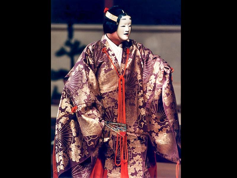 ON LINE 能楽サロン     ~日本の美意識をあなたも~の画像