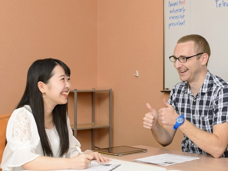 留学や海外旅行準備に最適!ネイティブ講師のよるトラベル英会話の画像