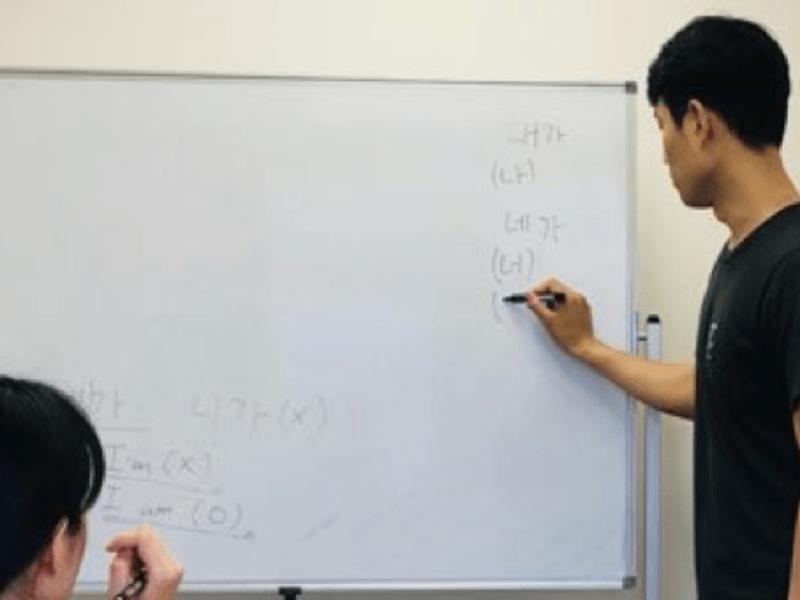 心のこもった韓国語が話せる教室!イケメン先生と一緒に楽しく!の画像