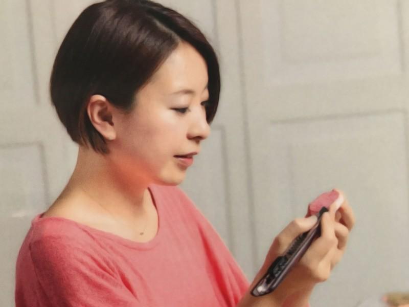 津久井智子の消しゴムはんこ教室/10月:2020年のカレンダーの画像