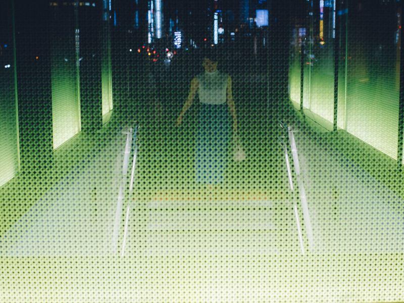 夜のファッションストリートスナップの撮り方、実践編!の画像