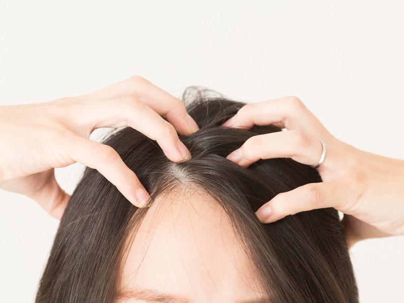 テレワークによる頭痛・眼精疲労を5分で解消するヘッドマッサージ!の画像