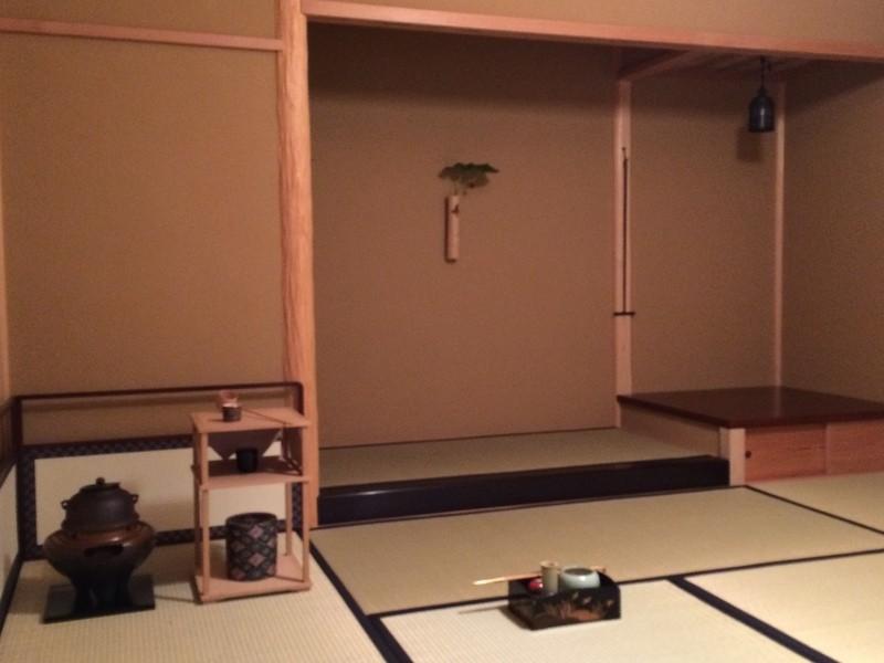 本物の茶室で世界が絶賛するおもてなしの極意を学ぶお茶会 の画像