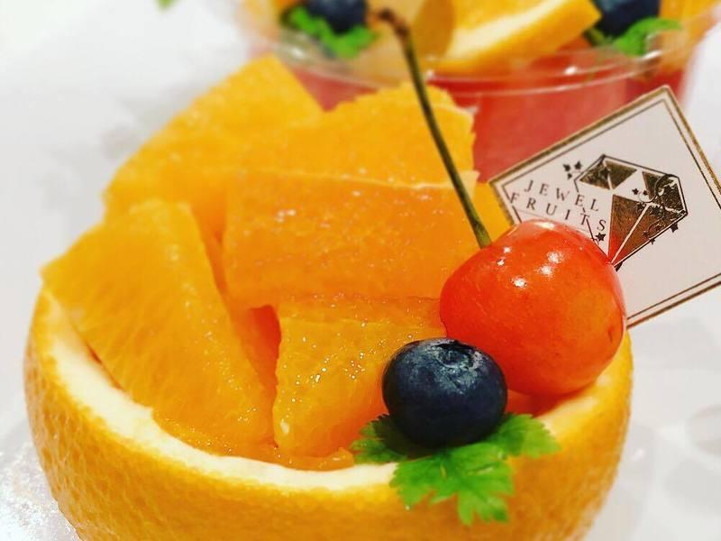 果物をもっと美味しく。「はじめてのフルーツカッティング」の画像