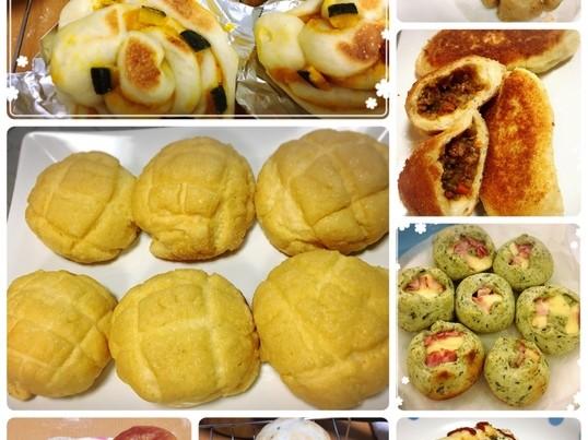 10万円から始める出張パン教室体験会の画像
