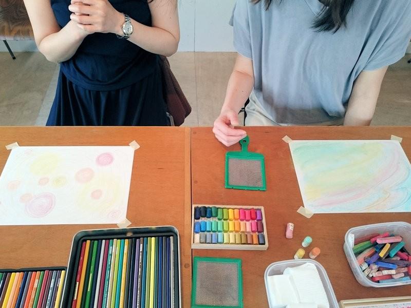 色とイメージで才能を引き出そう!/ビジョンアートセラピーの画像