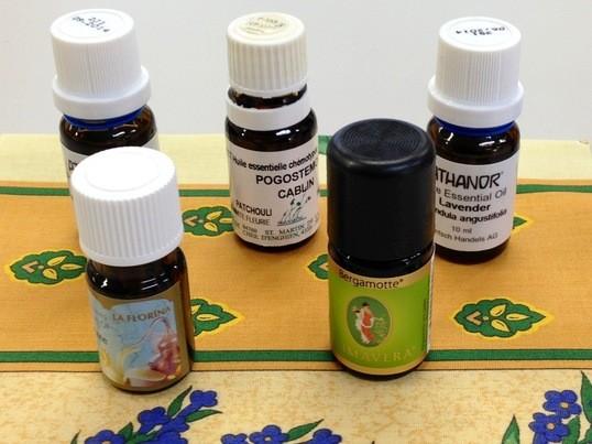 【アロマテラピー 精油のレッスン】Lesson1: 免疫を高めるの画像