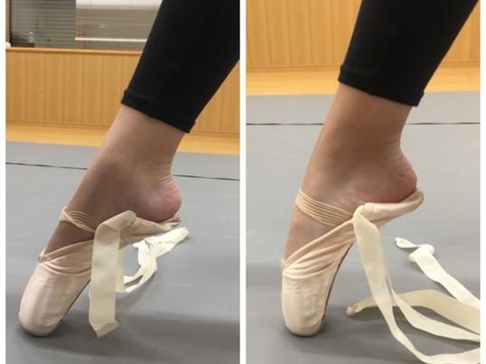 【夏休み限定】綺麗な甲のあるバレエ足&綺麗な姿勢ワークショップの画像