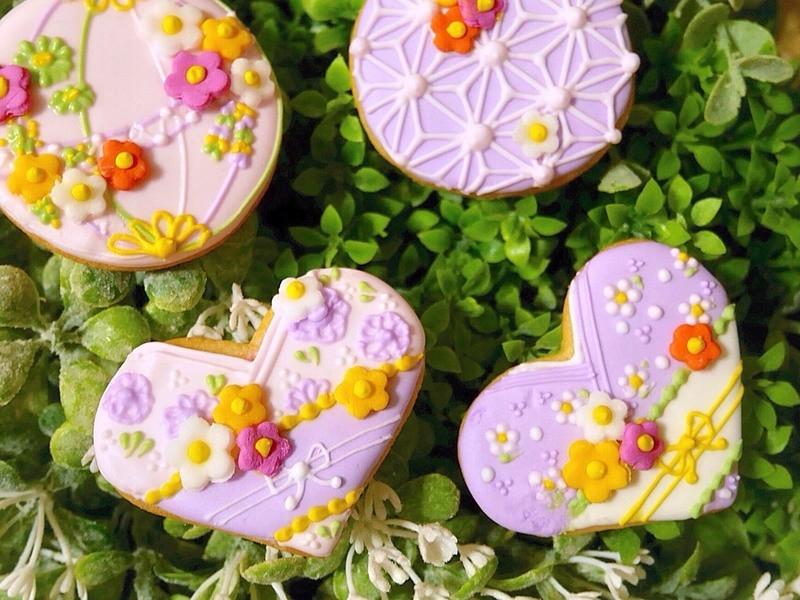アイシングクッキー基礎レッスン【アイシング作り&着色編】の画像