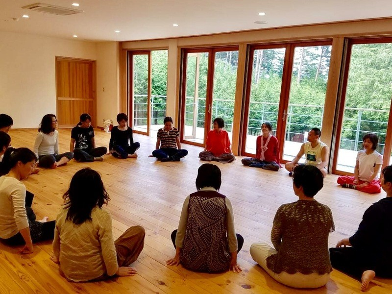 簡単!瞑想(マインドフルネス)とシルバーバーチの霊訓を学ぶの画像