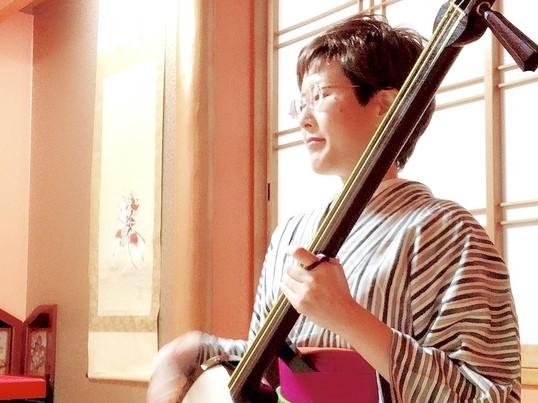 津軽三味線を弾いてみよう/手ぶらで三味線体験の画像