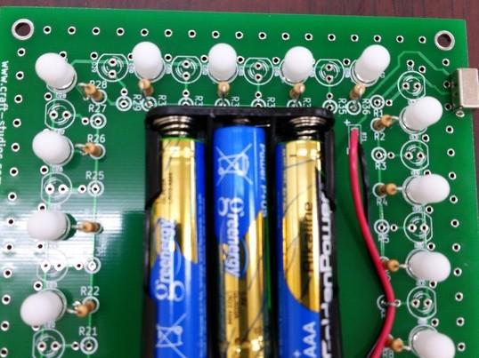 オリジナル手作りライトのワークショップの画像