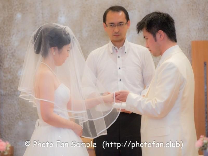 結婚式撮影講座【教会編】本物の教会で学ぶの画像
