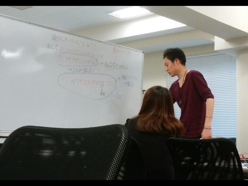 あなたの頭の中の集客を形にしよう!2時間でつくる集客戦略構築講座の画像