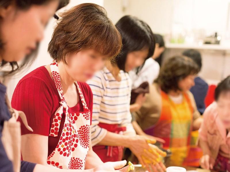 薬膳おもてなし料理教室の画像