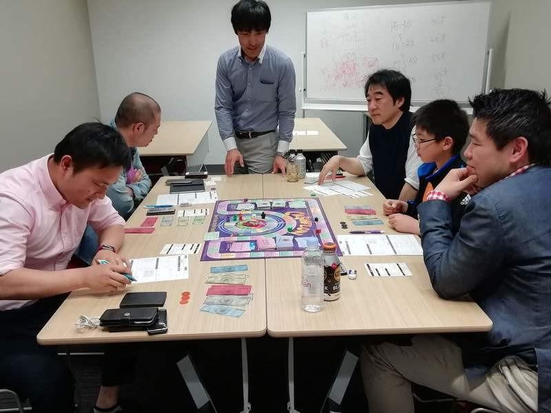 【刈谷】☆★キャッシュフローゲーム研修会★☆の画像