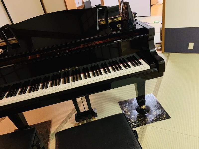 初心者大歓迎大人のピアノレッスンの画像
