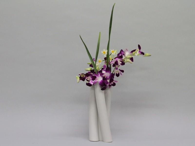 堅苦しさ一切なし!3つのコツでインスタ映えするカジュアル生け花!の画像