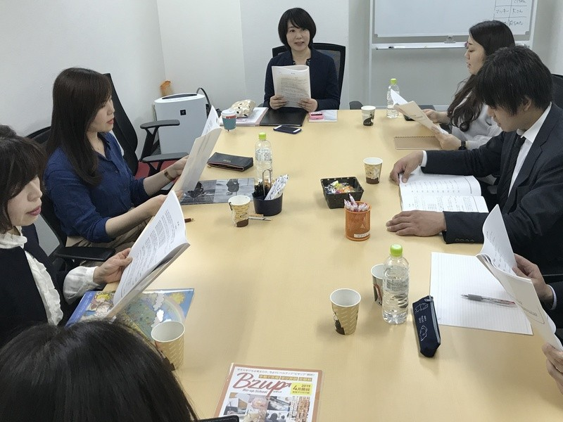 【福岡】話し方の基礎、声作りから始める体験レッスン!の画像