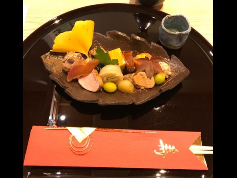 【日本のお箸】で【一汁三菜】を食す!の画像