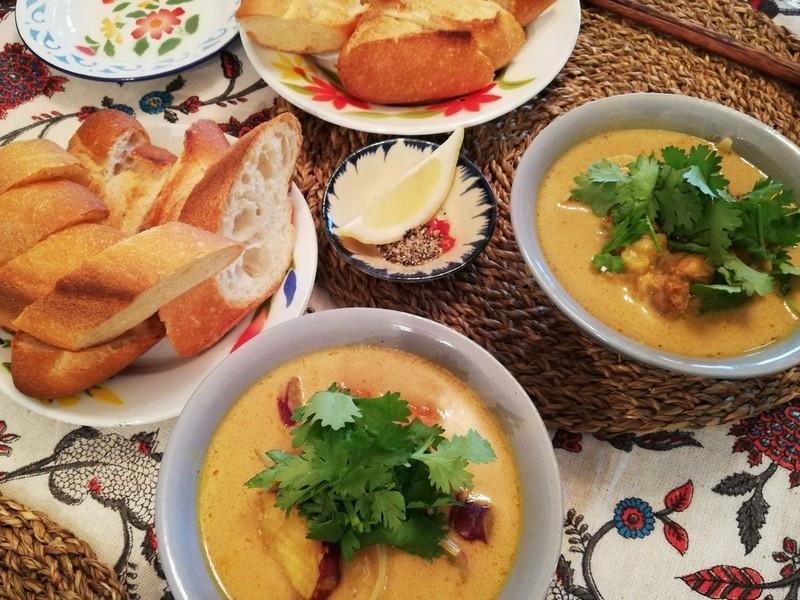 南部のお母さんの味 ベトナムチキンカレーの画像