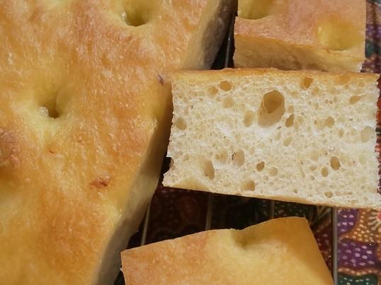 Shofarmのハラペーニョソースと天然酵母のフォカッチャの画像