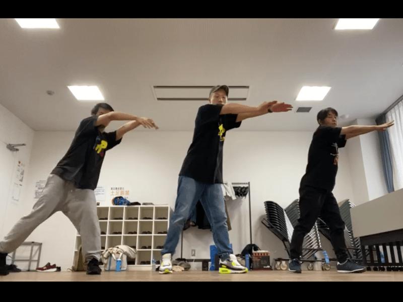 0から1の初級クラス☆HIPHOP DANCEの画像